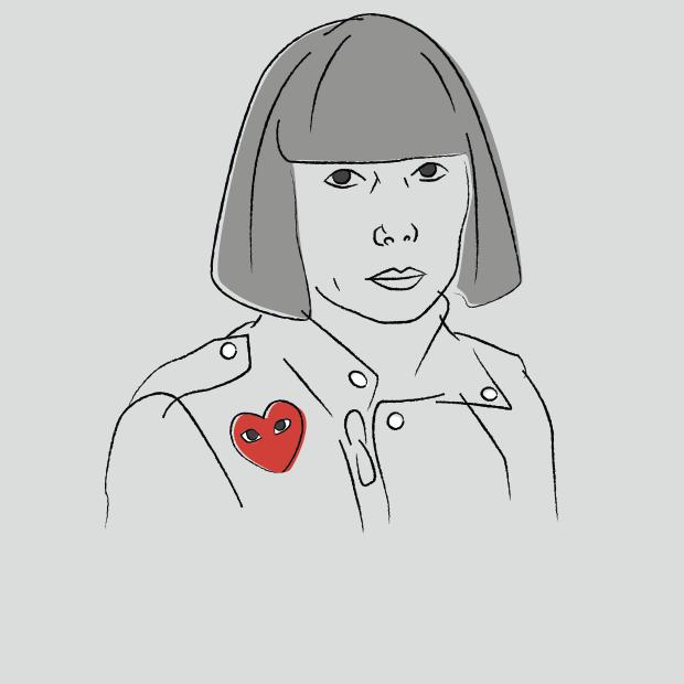 Comme des filles: Рэй Кавакубо и её феминистская мода