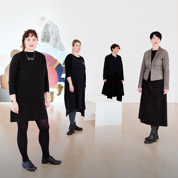 Женский коллектив: Хорватские  арт-кураторы WHW