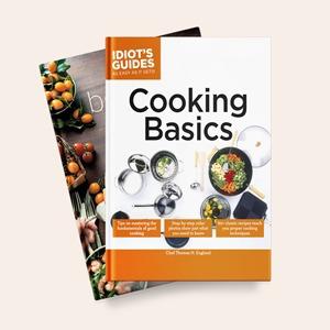 Кухня, ты космос:  Кулинарные книги  для начинающих