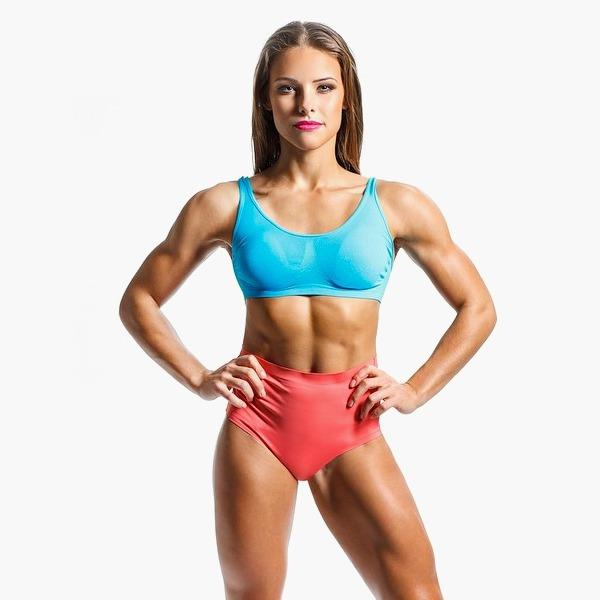 Наглядный пример:  10 российских фитнес-звезд Инстаграма — Спорт на Wonderzine