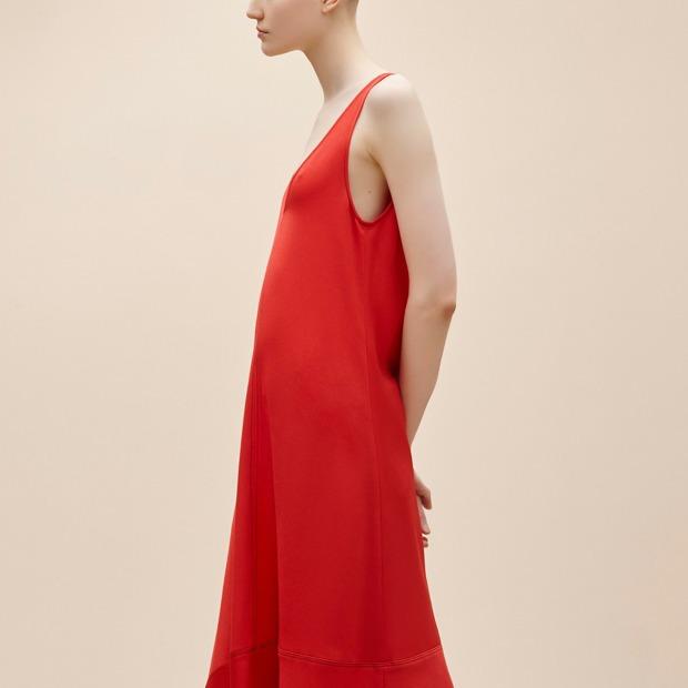 С чем носить  платья-комбинации:  8 модных образов — Инструкция на Wonderzine