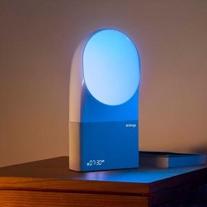Световой будильник Withings Aura, отслеживающий фазы сна — Вишлист на Wonderzine