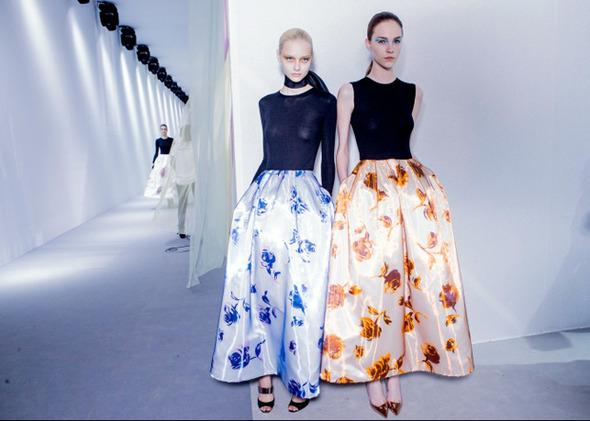 Парижская неделя моды:  Показы Dior, Isabel Marant, Maison Martin Margiela