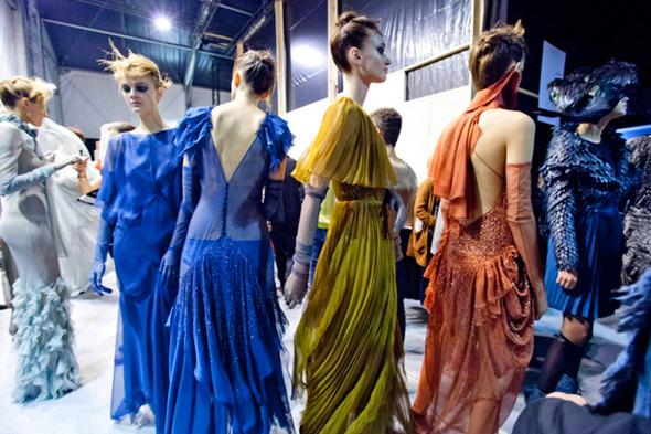 Прямая трансляция с Парижской недели моды: День 6 — Paris Fashion Week на Wonderzine