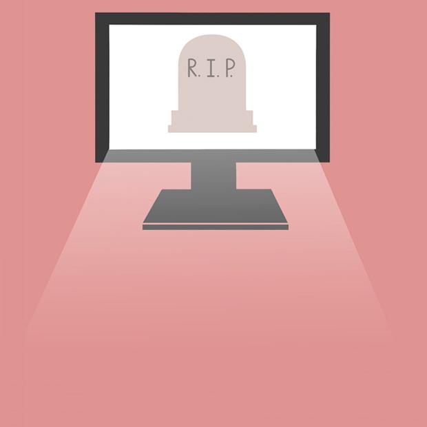 Что станет с нашими  аккаунтами после смерти — Жизнь на Wonderzine