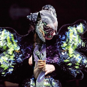 Кружевная маска Бьорк к альбому «Vulnicura» — Вишлист на Wonderzine