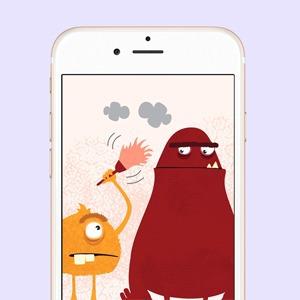 9 полезных мобильных приложений для детей — Жизнь на Wonderzine
