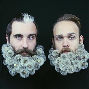 На кого подписаться: Весёлый инстаграм  о бороде и дружбе — Красота на Wonderzine