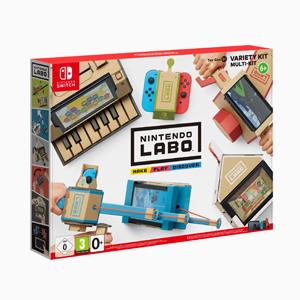 Картонный конструктор Nintendo Labo — Вишлист на Wonderzine