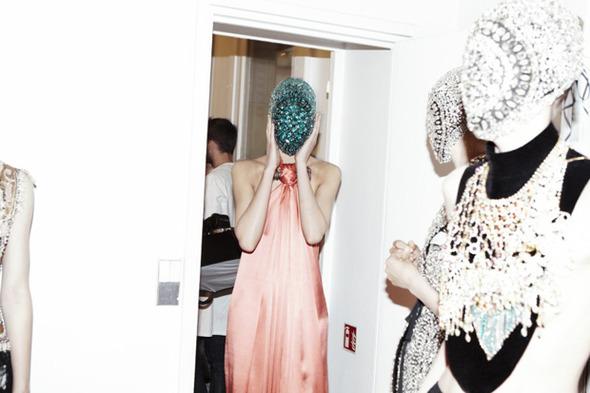 Прямая трансляция с Парижской недели моды: День 4 — Paris Fashion Week на Wonderzine