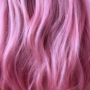 Розовый кварц: Самое интересное окрашивание осени — Тенденция на Wonderzine