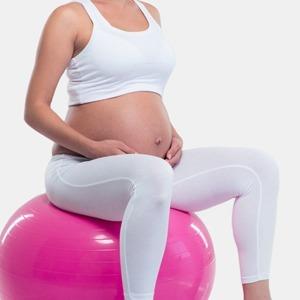За двоих: 10 YouTube-тренировок для беременных  — Спорт на Wonderzine