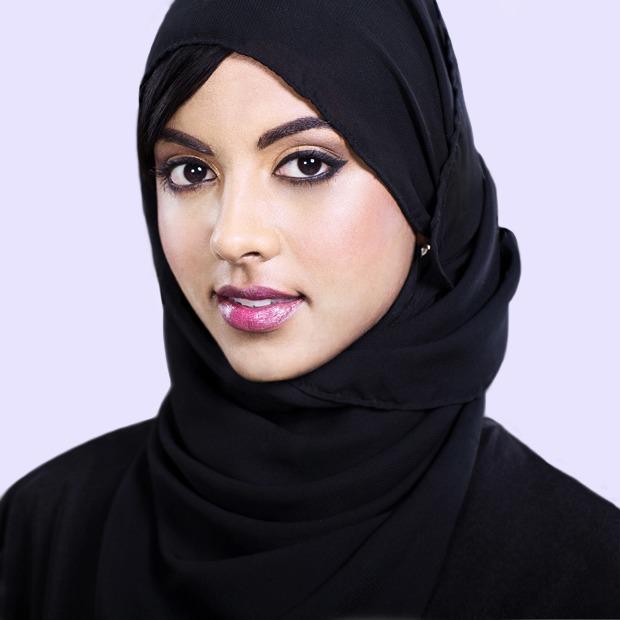 Как восточный макияж разрушает стереотипы о мусульманках