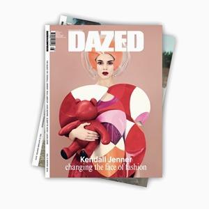 В закладки: Архив лучших материалов Dazed & Confused за 25 лет — Жизнь на Wonderzine