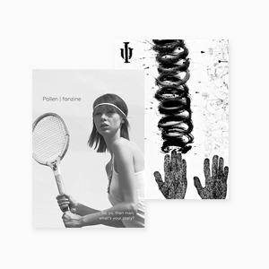 В закладки: Зин о современной американской литературе Pollen — Книги на Wonderzine