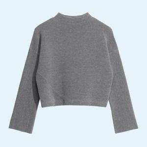 10 серых свитеров со скидками: От простых до роскошных