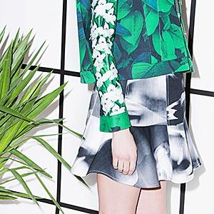 Жакеты и платья с принтами Richards  — Новая марка на Wonderzine