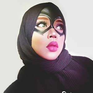 На кого подписаться: Бьюти-блогер Saraswati и её хиджаб — Красота на Wonderzine