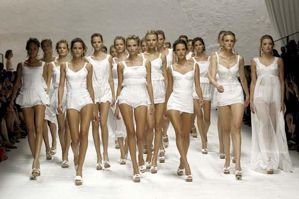 Завтра начнется Неделя моды в Милане — Milan Fashion Week FW 2011 на Wonderzine
