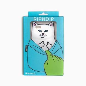 Чехол для айфона с дерзким котом — Вишлист на Wonderzine
