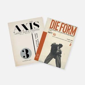 В закладки: Архив журналов об искусстве начала XX века — Жизнь на Wonderzine
