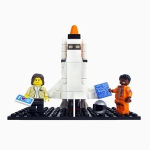 Набор LEGO «Женщины NASA» — Вишлист на Wonderzine