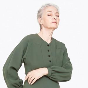 «Вылезаешь из грязи и омута»: Как я стала моделью в 70 лет — Личный опыт на Wonderzine