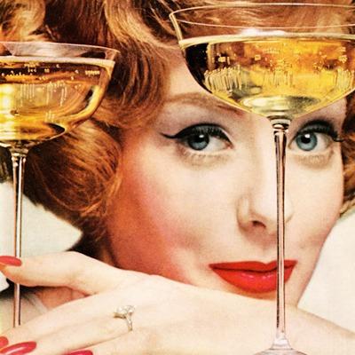 Всё сложно: История отношений женщин  и алкоголя — Жизнь на Wonderzine