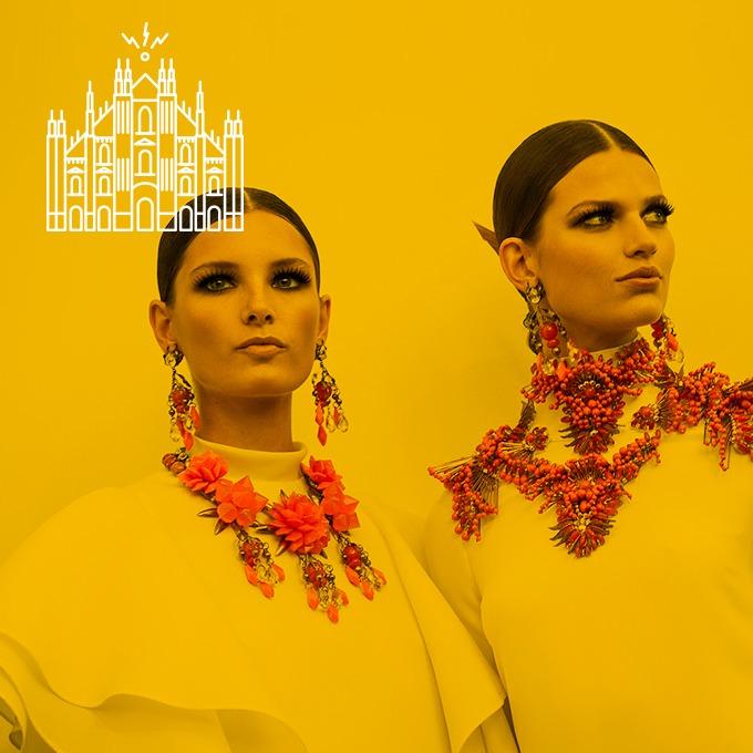 Показы Alberta Ferretti,  Francesco Scognamiglio и №21  глазами редактора Look At Me — Mfw13 на Wonderzine