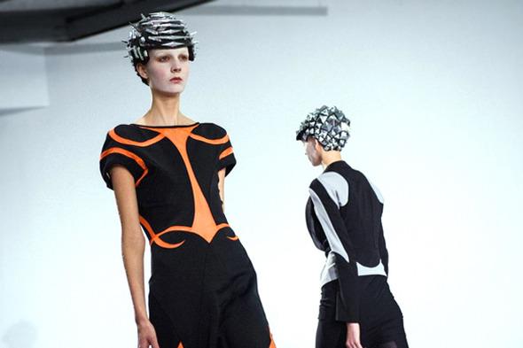 Парижская неделя моды: показы Haider Ackermann, Viktor&Rolf, Vivienne Westwood, Junya Watanabe и CDG