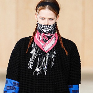 6 самых ярких  событий Нью-Йоркской  недели моды — Стиль на Wonderzine