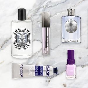 Косметика с ароматом  и оттенками лаванды — Красота на Wonderzine