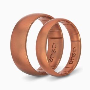 Не хватает золота: Обручальные кольца из силикона — Вишлист на Wonderzine