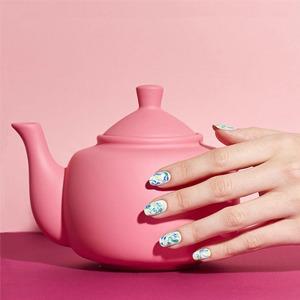На кончиках пальцев: Разнообразие текстур в нейл-арте — Тенденция на Wonderzine