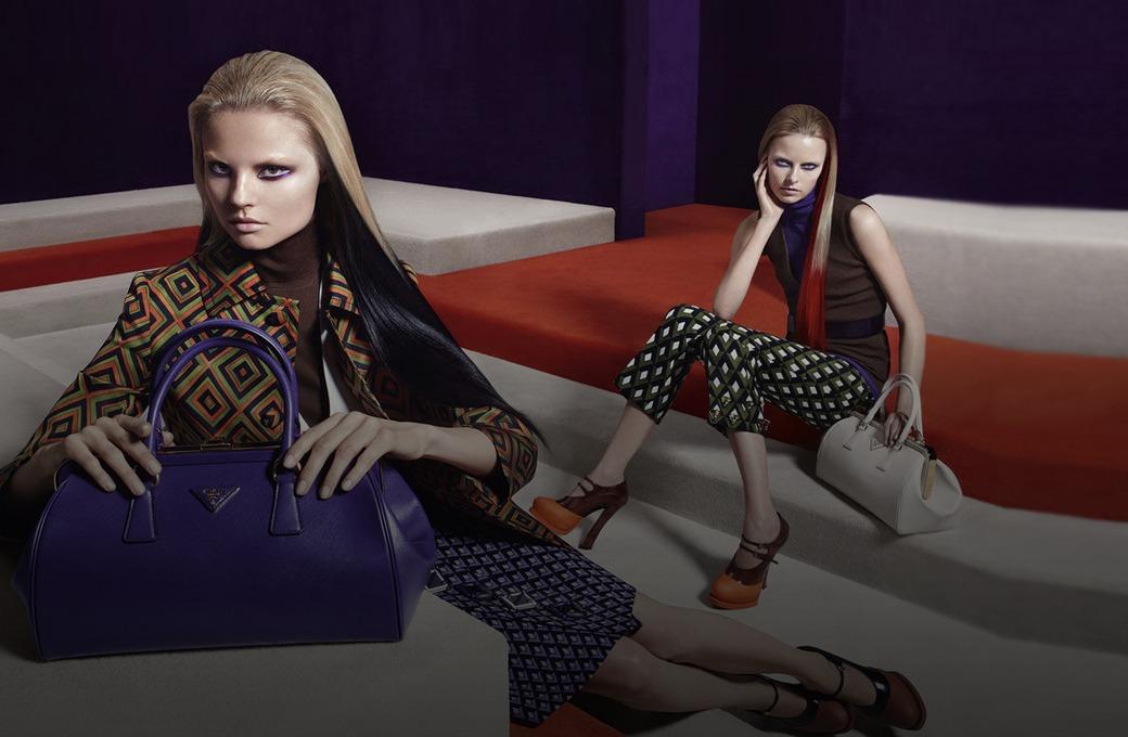 100 лет Prada: Анна Баттиста  о феномене марки — Mfw13 на Wonderzine