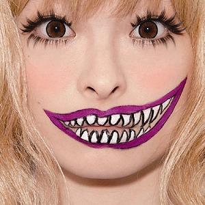 Азиатский экстрим: Гид по взорванному японскому макияжу — Красота на Wonderzine