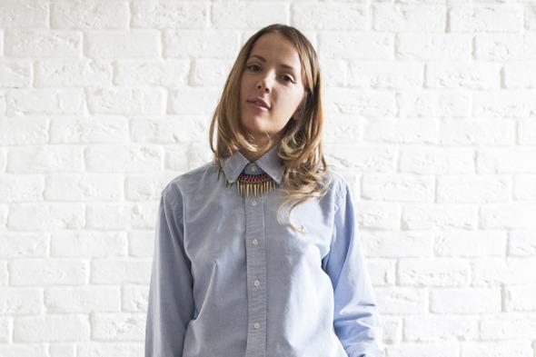Катерина Положенцева, журналист