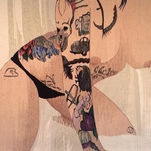 На кого подписаться: Тканые картины по мотивам селфи и секстинга — Жизнь на Wonderzine