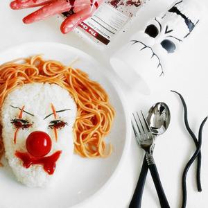 Страшно вкусно: 10 быстрых рецептов для Хэллоуина — Еда на Wonderzine
