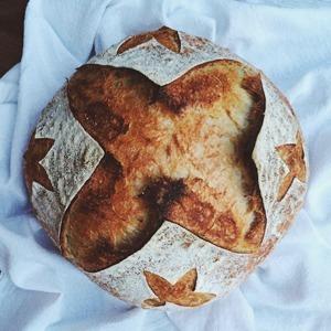 На кого подписаться: Инстаграм о зарождении хлеба — Еда на Wonderzine