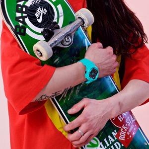 Скейтбордистка Катя Шенгелия об отсутствии конкуренток и трюках — Интервью на Wonderzine