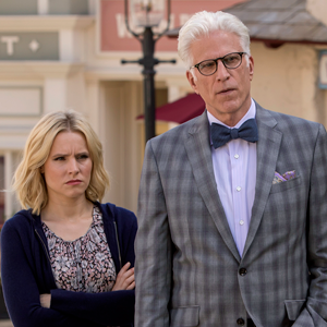 Гори в раю: Ситком о жизни после смерти