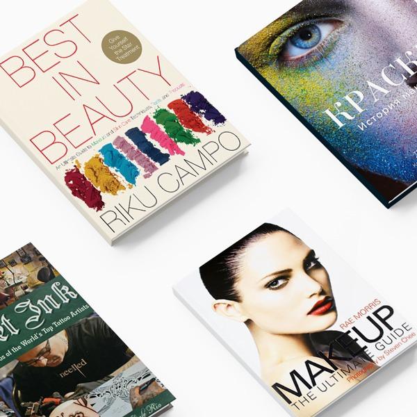 10 полезных книг о макияже, татуировках и ароматах