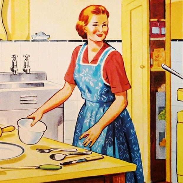 Домашняя жена: Почему в XXI веке не стыдно быть домохозяйкой — Жизнь на Wonderzine