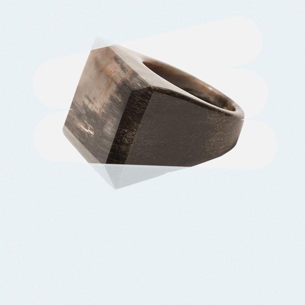 Что класть под ёлку: Украшения из необычных материалов — Стиль на Wonderzine