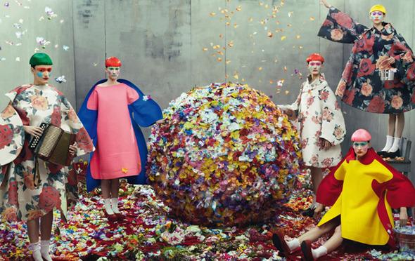 Прямая трансляция с Парижской недели моды: День 5