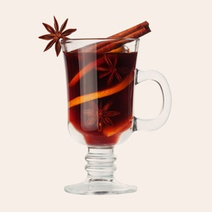 Зимние согревающие напитки: 5 рецептов без алкоголя — Еда на Wonderzine
