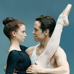 Секс юная балерина