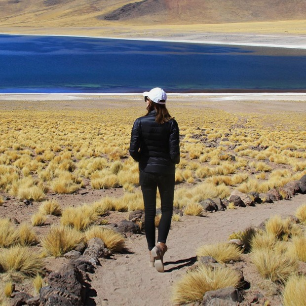 Как я переехала в Чили и запустила блог о путешествиях — Путешествия на Wonderzine