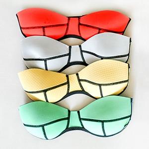 Яркие неопреновые  купальники  Yauza Hand Made  — Новая марка на Wonderzine
